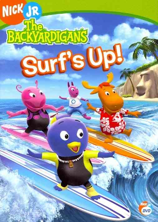 BACKYARDIGANS:SURF'S UP BY BACKYARDIGANS (DVD)